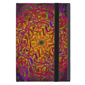"Capa iPad Mini Mandala da inspiração - ""paz """