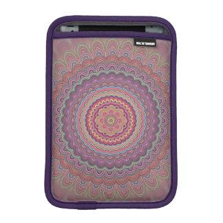 Capa iPad Mini Mandala geométrica do Hippie