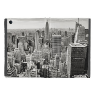 Capa iPad Mini Manhattan, New York (panorama preto & branco)