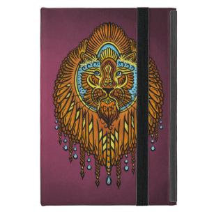 Capa iPad Mini Minha voz interna, Tarot, força, innerpower