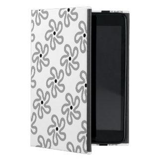 Capa iPad Mini Mini caixa de dança do iPad cinzento do teste