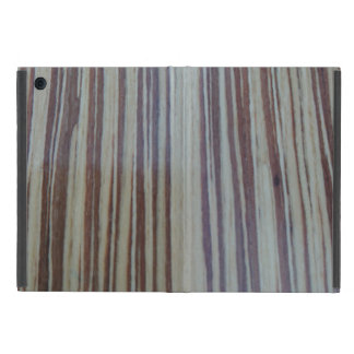Capa iPad Mini Mini caso do iPad de madeira sem Kickstand
