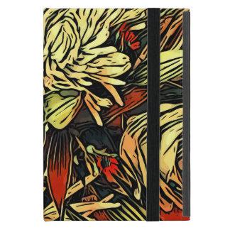 Capa iPad Mini Mini caso do iPad floral