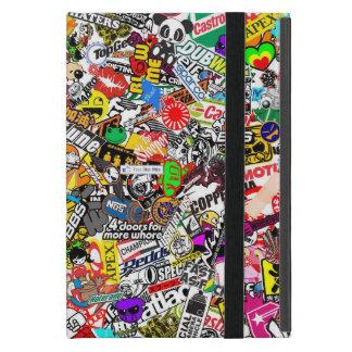 Capa iPad Mini Mini caso Tattooed do iPad