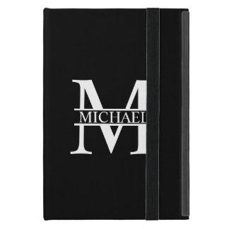 Capa iPad Mini Monograma e nome personalizados