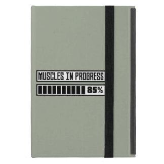 Capa iPad Mini Músculos no exercício Z1k6x dos progess