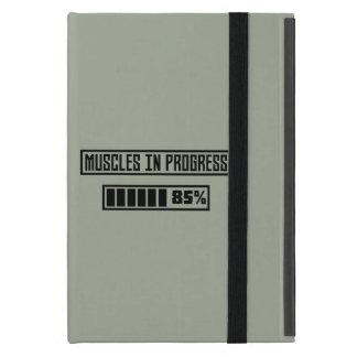 Capa iPad Mini Músculos no exercício Zpf7n de Progess