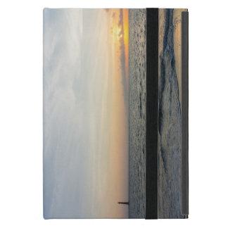 Capa iPad Mini Nascer do sol do farol