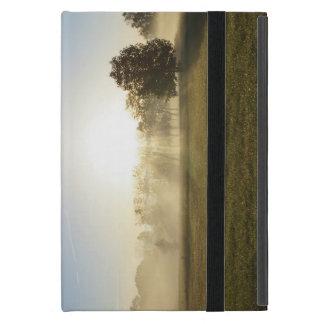 Capa iPad Mini Névoa da manhã de Ozarks