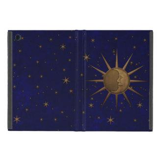 Capa iPad Mini Noite estrelado da lua celestial de Sun