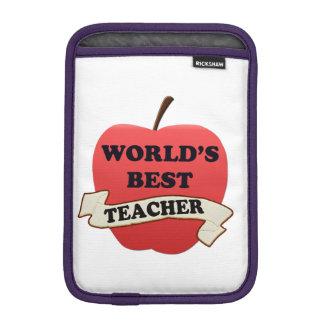 Capa iPad Mini O melhor professor do mundo