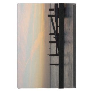 Capa iPad Mini ø Praia 2017 do cacau do por do sol