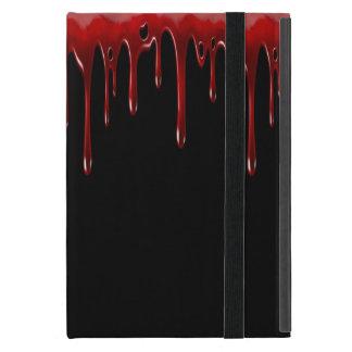Capa iPad Mini O sangue de Falln goteja o preto