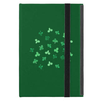 Capa iPad Mini O trevo deixa a iPad o mini caso sem Kickstand