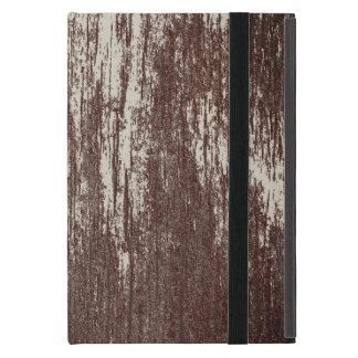 Capa iPad Mini Olhar de madeira da grão