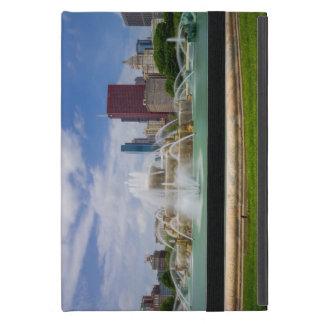Capa iPad Mini Opinião de Grant Park City