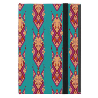 Capa iPad Mini Ornamento asteca tribal étnico do vintage