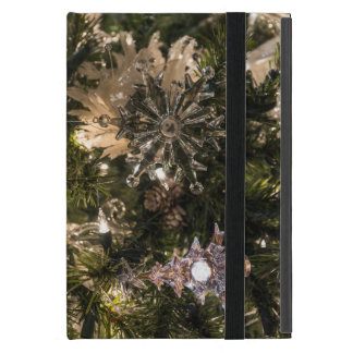 Capa iPad Mini Ornamento do feriado