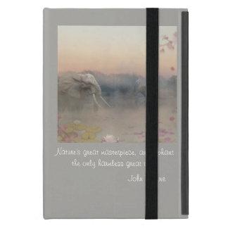 Capa iPad Mini Os elefantes