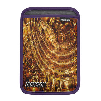Capa iPad Mini Ouro líquido
