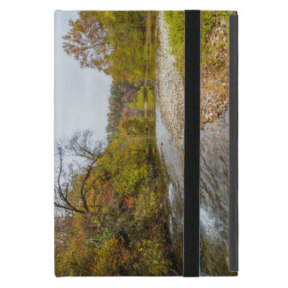 Capa iPad Mini Outono da forquilha dos jaques