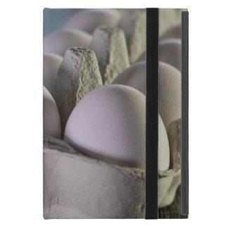 Capa iPad Mini Ovos frescos da fazenda