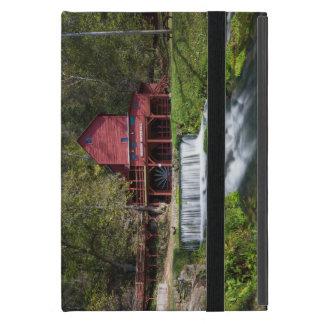 Capa iPad Mini Paisagem do moinho de água de Hodgson