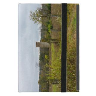 Capa iPad Mini Paisagem do silo do país de origem