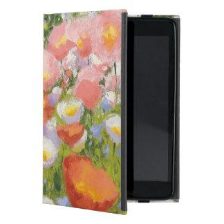 Capa iPad Mini Pastels do jardim