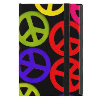 Capa iPad Mini Paz para fora