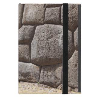 Capa iPad Mini Pictograma do cobra de Saqsaywaman