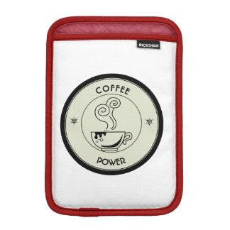 Capa iPad Mini Poder do café