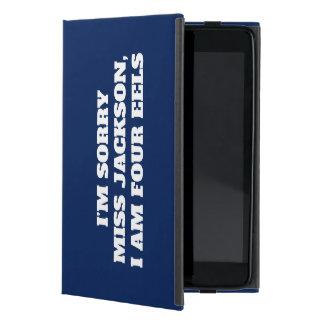 Capa iPad Mini Poemas líricos misheard tipográficos engraçados da