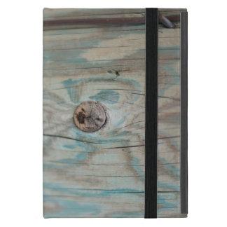 Capa iPad Mini Pólo claro de madeira de Alaska