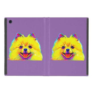 Capa iPad Mini Pomeranian nas cores