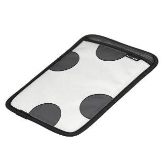 Capa iPad Mini Pontos DarkGrey Checkered