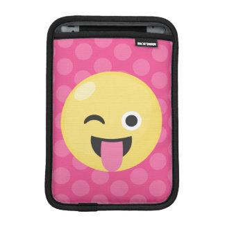 Capa iPad Mini Pontos do bobo de Emoji
