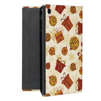 Capa iPad Mini Presentes de época natalícia & enfeites de natal