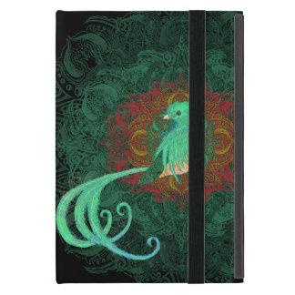 Capa iPad Mini Quetzal encaracolado