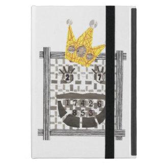 Capa iPad Mini Rei Sudoku Eu-Almofada Mini Caso