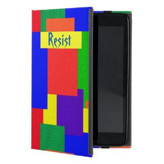 Capa iPad Mini Resista caso do iPad da edredão de retalhos do