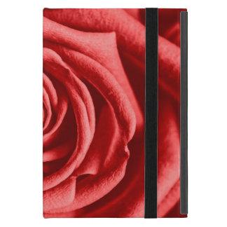 Capa iPad Mini Rosa vermelha