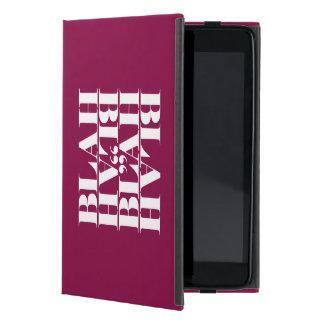 Capa iPad Mini Sagacidade, sabedoria e sarcasmo