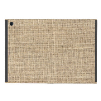 Capa iPad Mini Serapilheira rústica do vintage do país