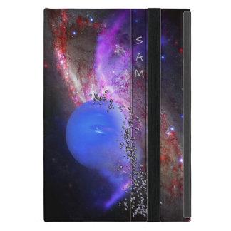 Capa iPad Mini Seu nome na Via Láctea