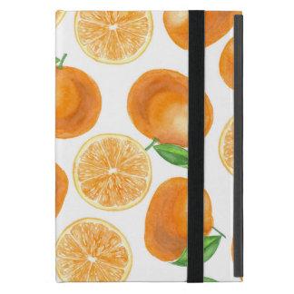 Capa iPad Mini Tangerinas da aguarela