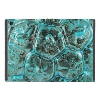 Capa iPad Mini Tartaruga de vidro Shell de Tiffany da arte de