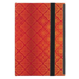 Capa iPad Mini Teste padrão antigo real luxuoso floral