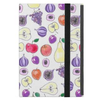 Capa iPad Mini Teste padrão da fruta