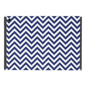Capa iPad Mini Teste padrão de Chevron das listras do ziguezague